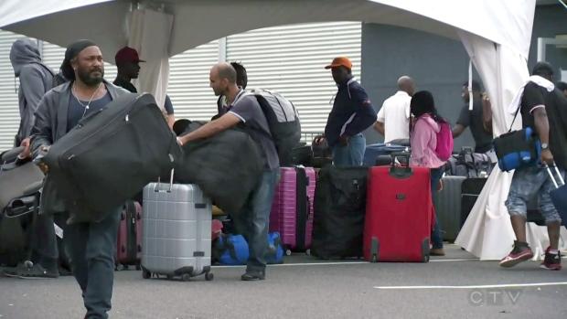Парламентский комитет рассмотрит канадский «кризис беженцев»