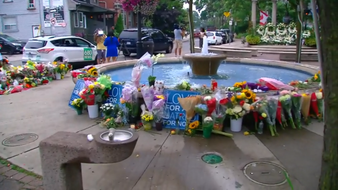 Billi Talent и другие: концерт памяти жертв трагедии в Торонто