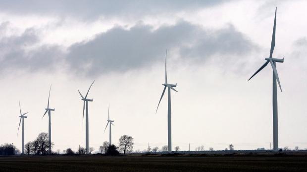 Отмена «ветрового» энергетического проекта может стоить более $100 миллионов