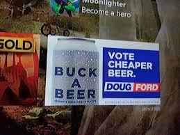 Доллар за банку пива— популистский лозунг или реальность?