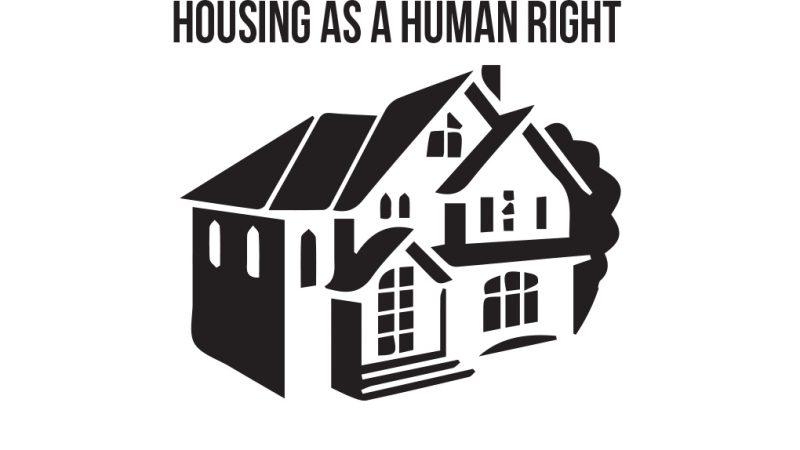 Коалиция требует закрепить право на жилье канадским законом