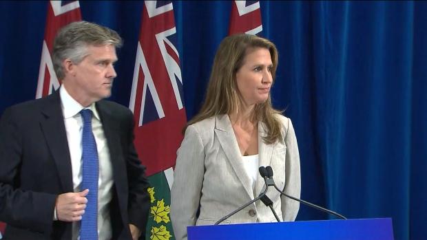 Онтарио проверит угрозы правительства Трюдо на конституционность