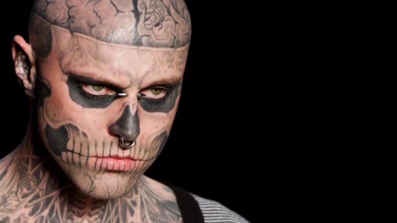 В Монреале найден мертвым «зомби бой», канадец, по виду бывший «живым скелетом»
