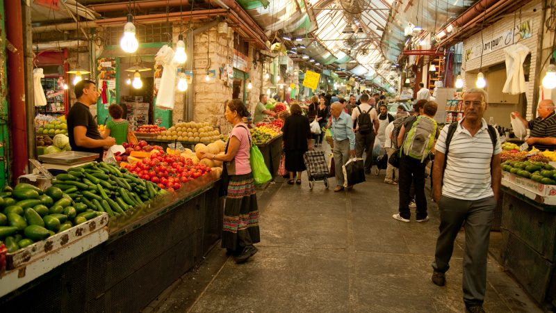 Иерусалимский базар в Торонто состоится в октябре