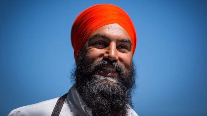 Лидер NDP Канады нашел округ для избрания в парламент