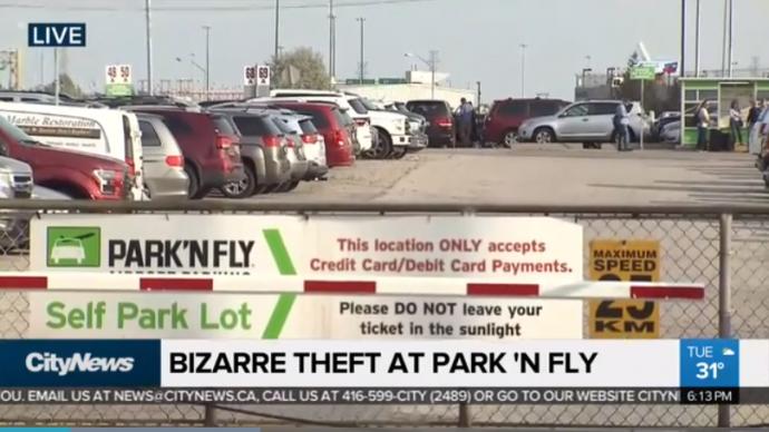 Park'N'Fly: проблемы с парковкой? Обрaщайтесь в страховку!