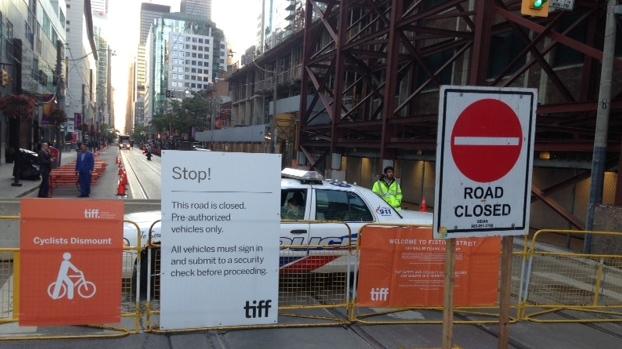 TIFF: по «фестивальной улице» King будет не проехать