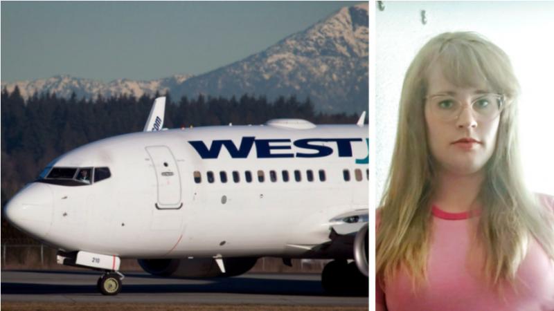 Трансгендерный конфуз в канадском самолете