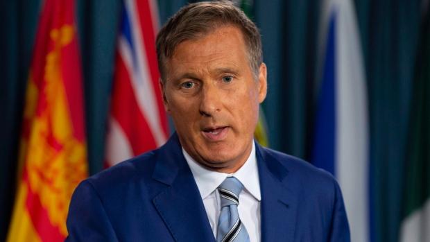 Бернье обещает сократить иммиграцию в Канаду, в том числе нелегальную