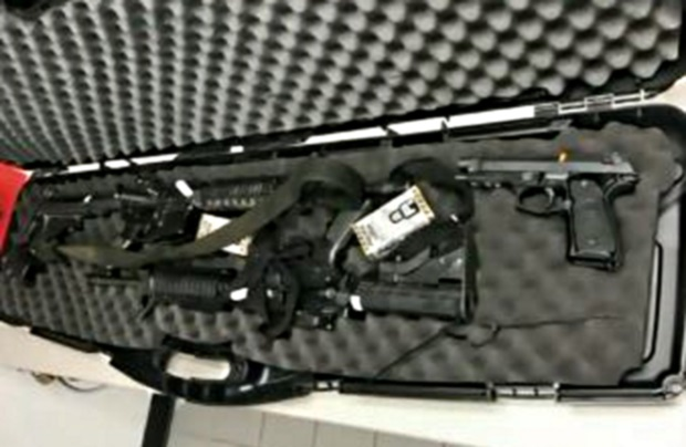 Из США в компанию Bomardier доставили боевое оружие