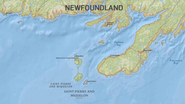 Ворота в Европу— под носом у Канады