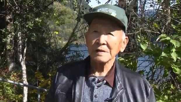 Памяти интернированных канадцев японского происхождения