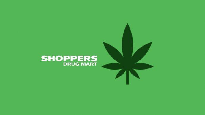 Shoppers Drug Mart будет продавать марихуану