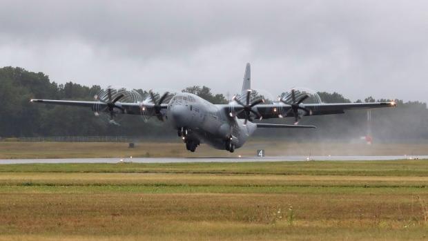 В Британской Колумбии пропал частный самолет