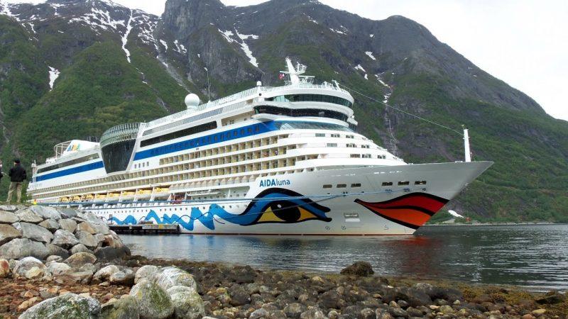 Немецкий артист пропал с корабля в канадских водах