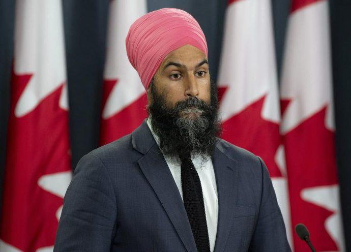 Канадцы неохотно дают деньги на «левую» партию