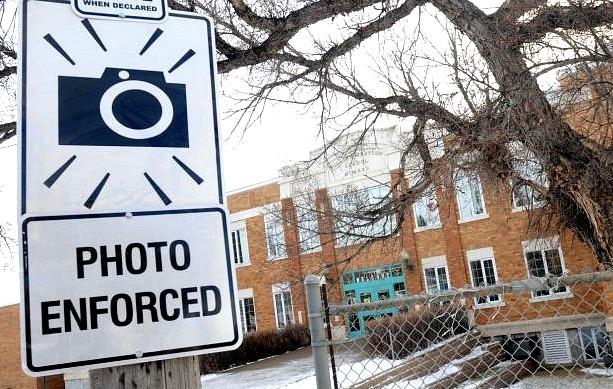 Возле школы в Торонто установлен первый фоторадар