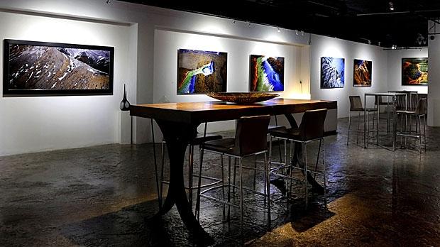 Воры обокрали галерею в Калгари на полмиллиона