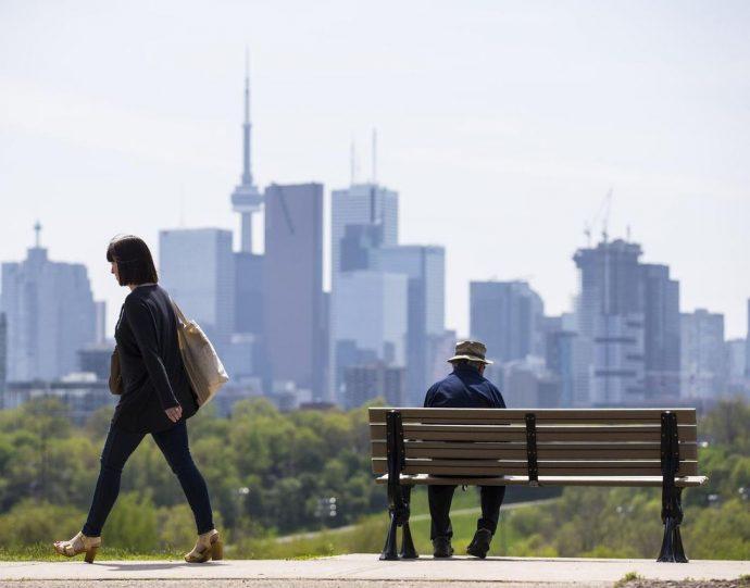 Сентябрь на дворе: два дня осени в Торонто