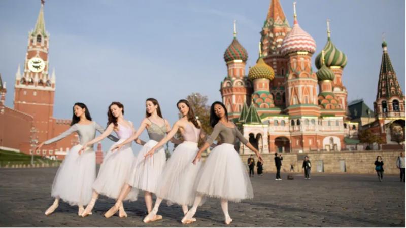 Национальный балет Канады в России: политика ни при чем