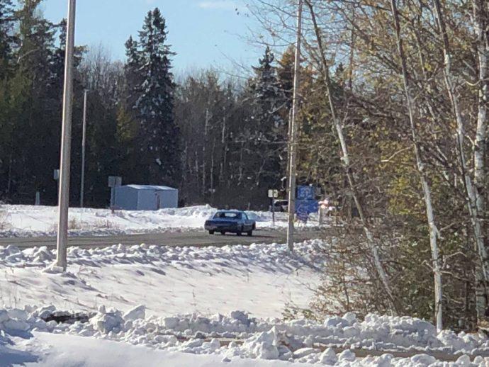 Инцидент на канадо-американской границе