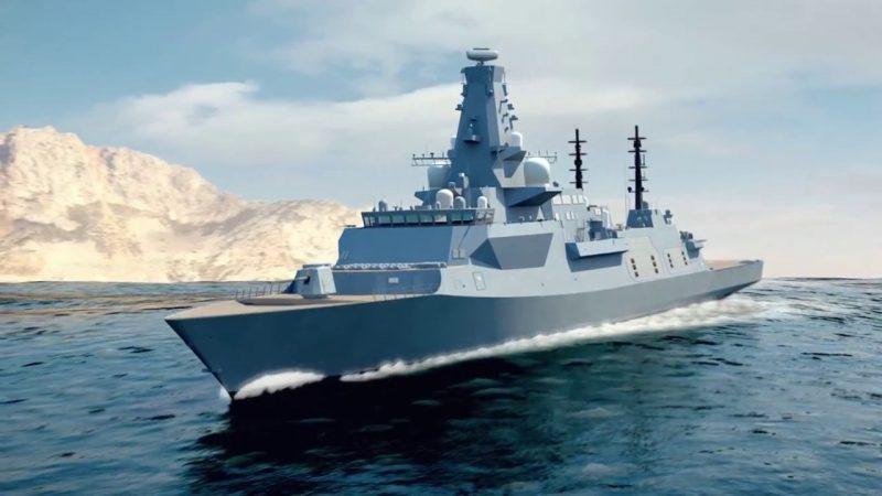 Канада выбрала новый класс фрегатов для своего Военно-Морского флота