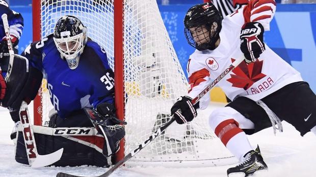 Канада примет чемпионат мира по хоккею среди женщин