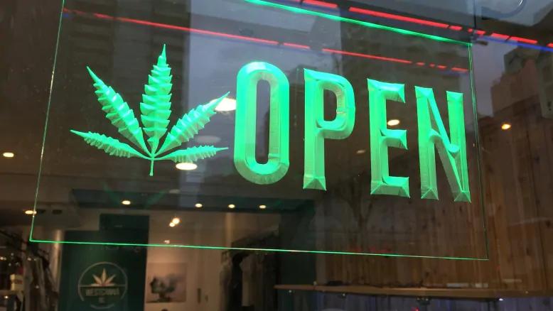 Не открывшиеся в Онтарио марихуановые магазины оштрафованы