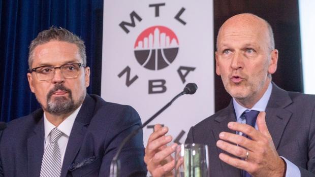 Бизнесмены хотят основать в Монреале баскетбольную команду НБА