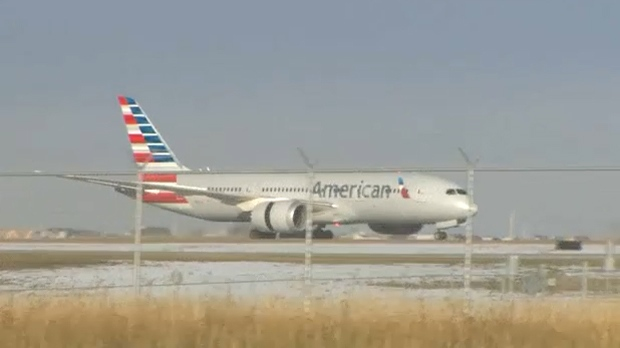 American Airlines: вместо Пекина «боинг» приземлился в Калгари
