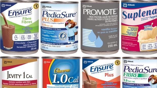 Питательные смеси отзываются из продажи из-за бактерии
