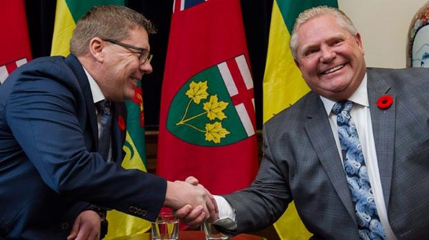 Саксачеван и Онтарио выступили против межпровинциальных торговых барьеров