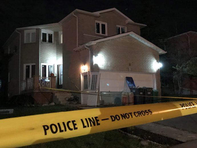 Стрельба в Большом Торонто: три человека ранены