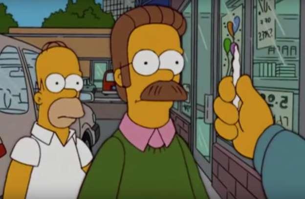 «Симпсонам» предлагали купить легальную марихуану в Канаде еще 13 лет назад!