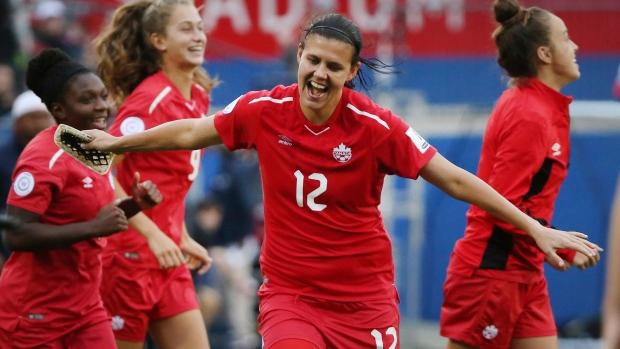 Канадская сборная по футболу вышла в финальную часть Кубка мира