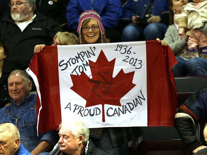Хоккейная песенка стала достоянием Зала славы в Торонто