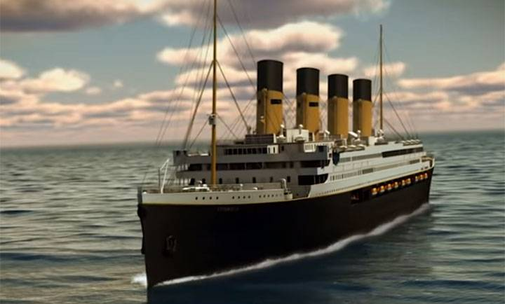 Точная копия «Титаника», как обещают, не затонет у берегов Ньюфаундленда
