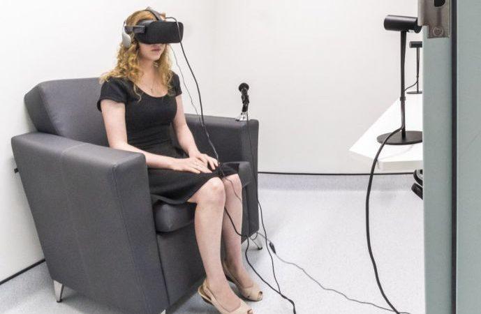 Виртуальная реальность лечит от шизофрении