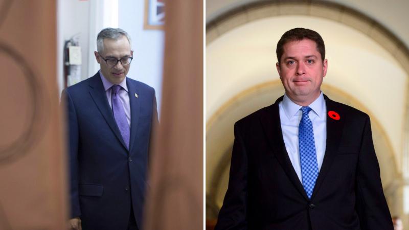 Лидер консерваторов попросил Клемента покинуть фракцию в парламенте из-за секстинга