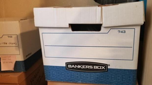 Воры украли из машины коробку с костями