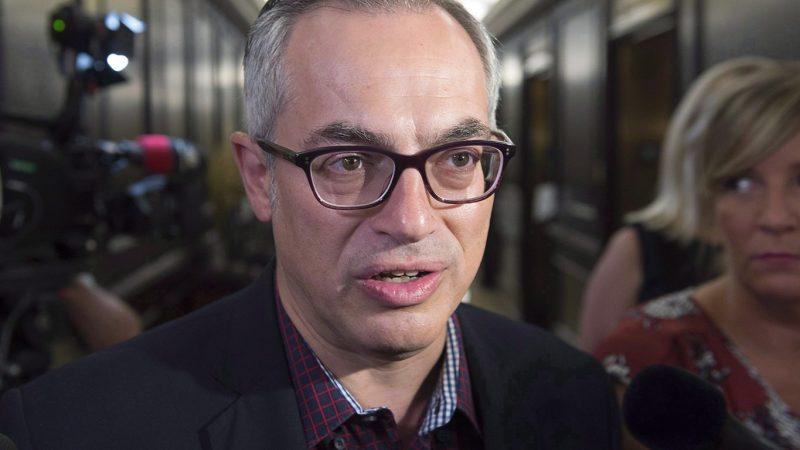 Сексуальный скандал в верхушке Консервативной партии Канады