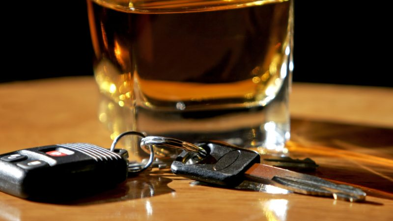 Не пей за рулем! Статистика и штрафы— против