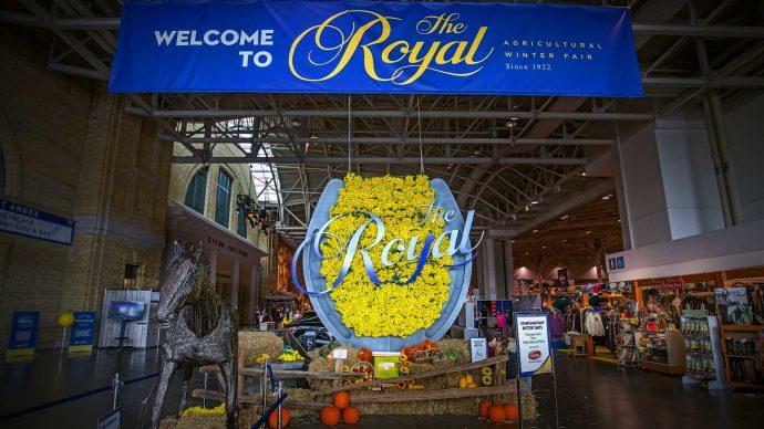 В Торонто— 96-я сельскохозяйственная выставка Royal Agricultural Winter Fair