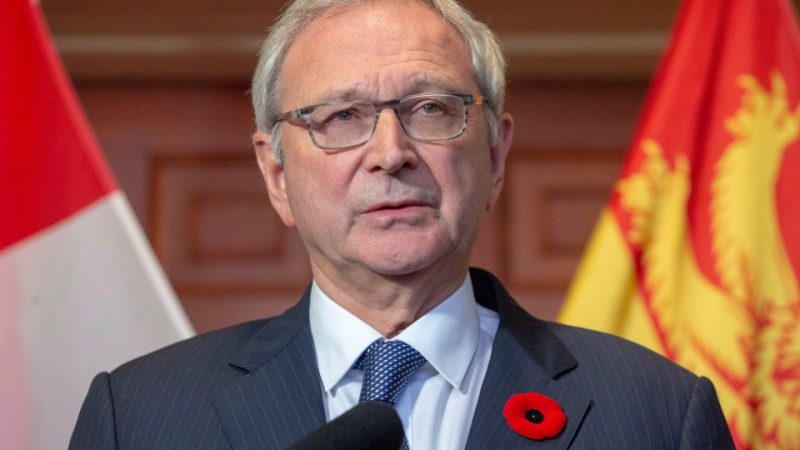 Нью-Брансуик тоже готов в суде оспаривать «углеродный» налог Канады