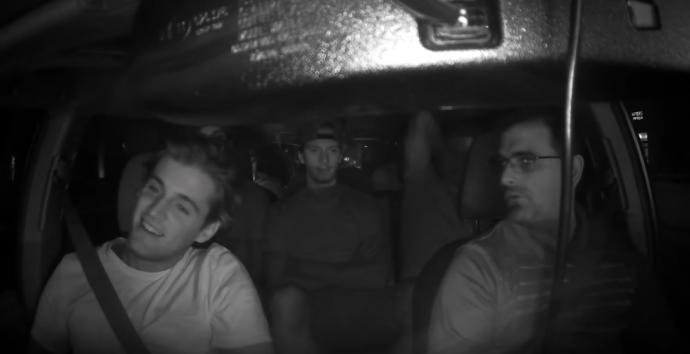 Uber-утечка: обругавших тренера «сенаторов» записали на видео