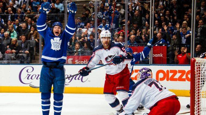 Toronto Maple Leafs должны быть благодарны за победу вратарю