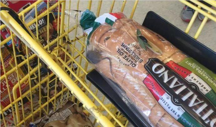 Покупательские заметки: мышки в хлебе, мясо внавалку...