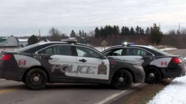 Перестрелка между полицейскими: один из офицеров тяжело ранен