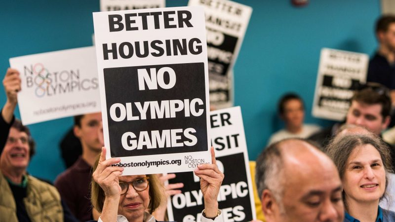 Олимпиады 2026 в Калгари не будет