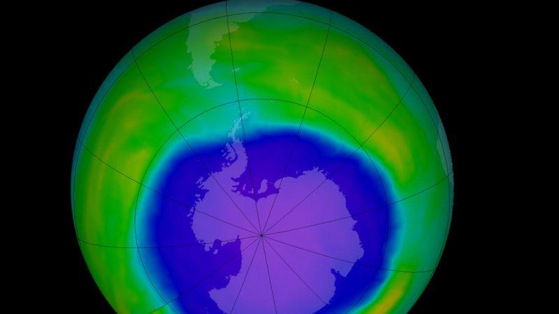 Озоновый слой потихоньку восстанавливается